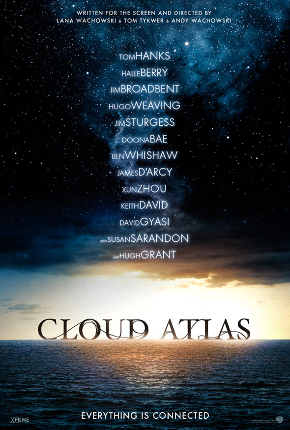 Cloud Atlas Poster #1