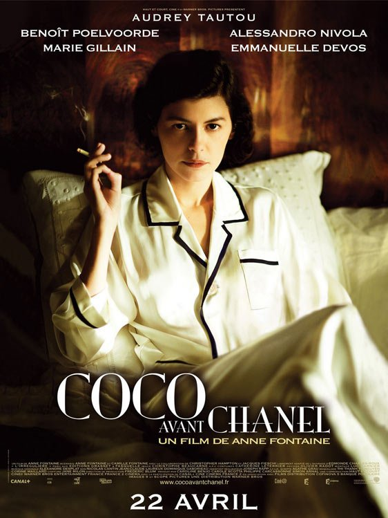 Coco Before Chanel (Coco avant Chanel) Poster #1