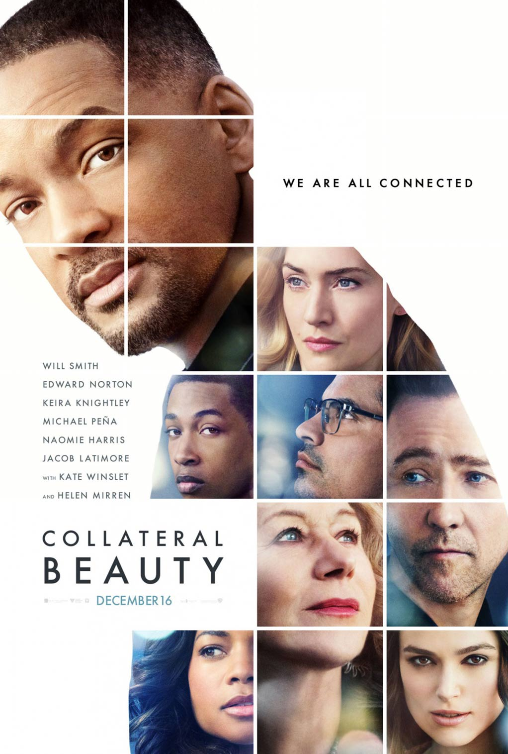 Collateral Beauty Poster #2