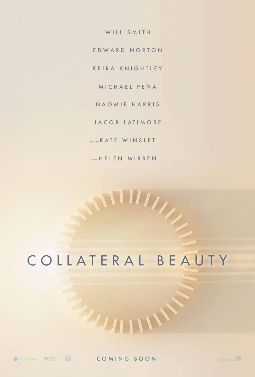 Collateral Beauty Poster #1