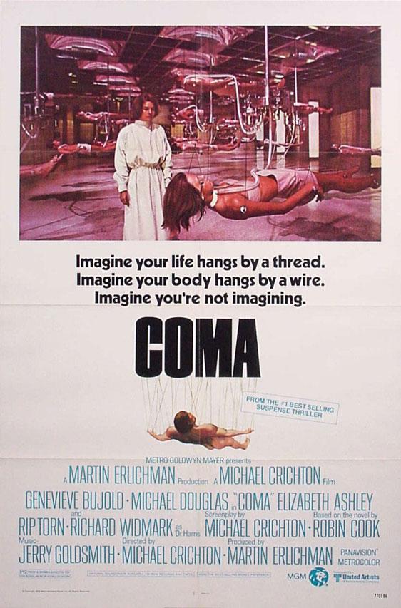 Coma Poster #1