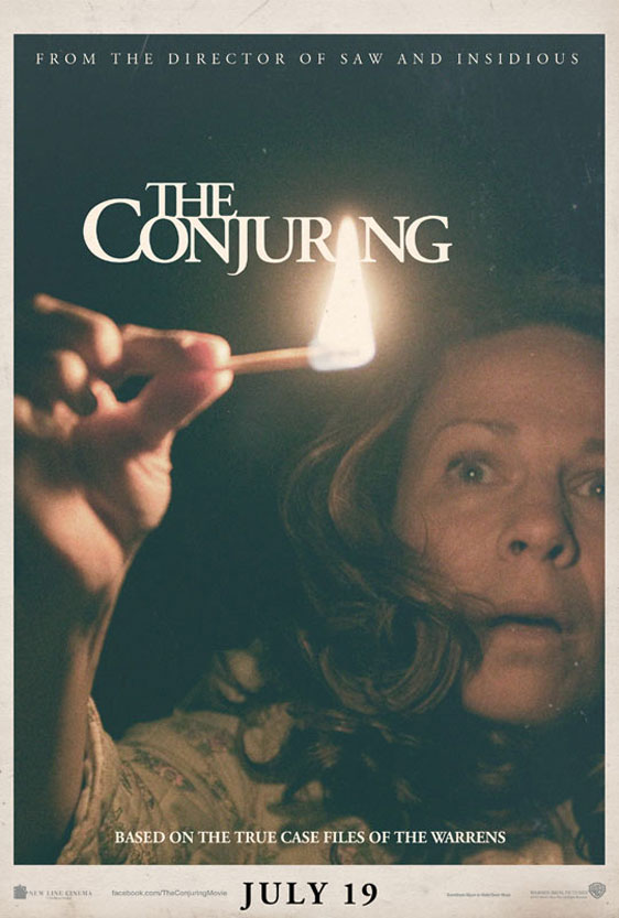 The Conjuring Poster #1