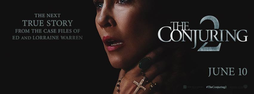 The Conjuring 2: The Enfield Poltergeist Poster #1