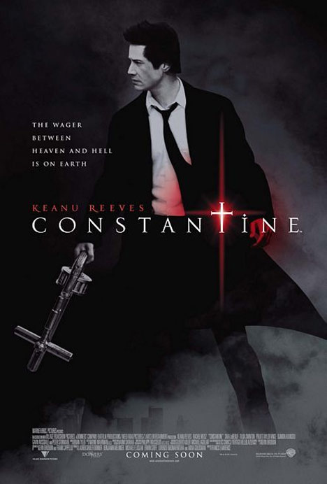 Constantine Poster #2
