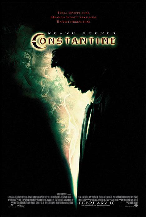 Constantine Poster #1