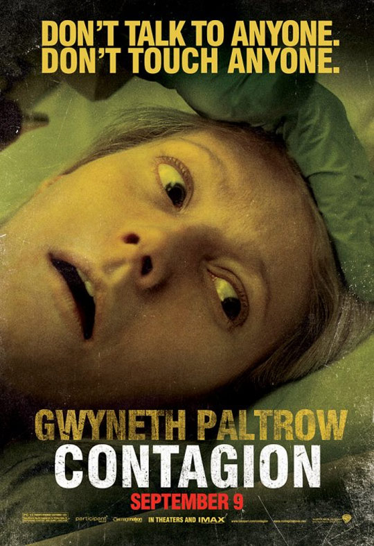 Contagion Poster #2