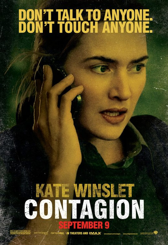 Contagion Poster #4