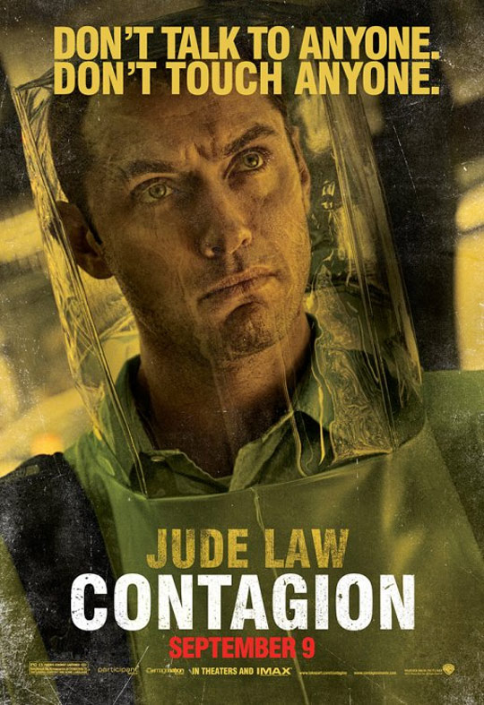 Contagion Poster #5
