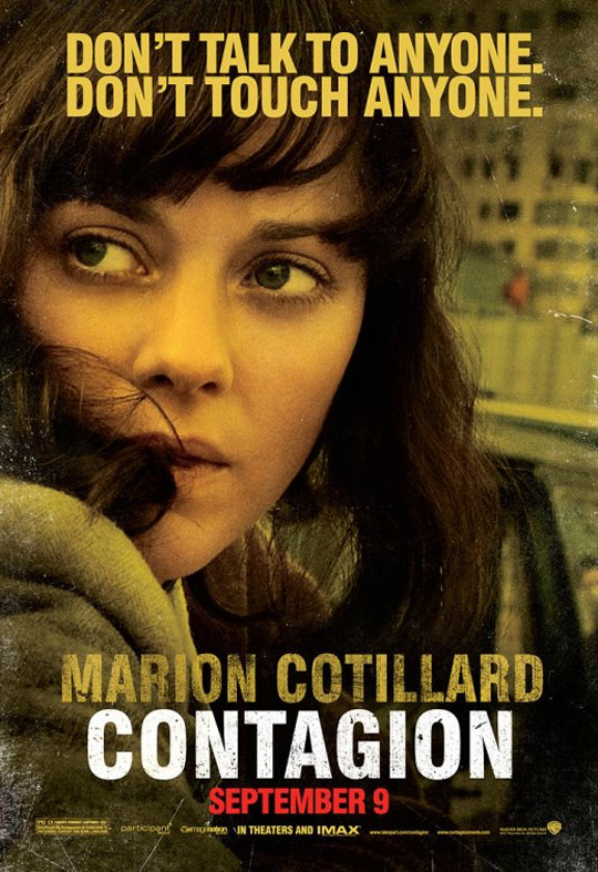 Contagion Poster #6