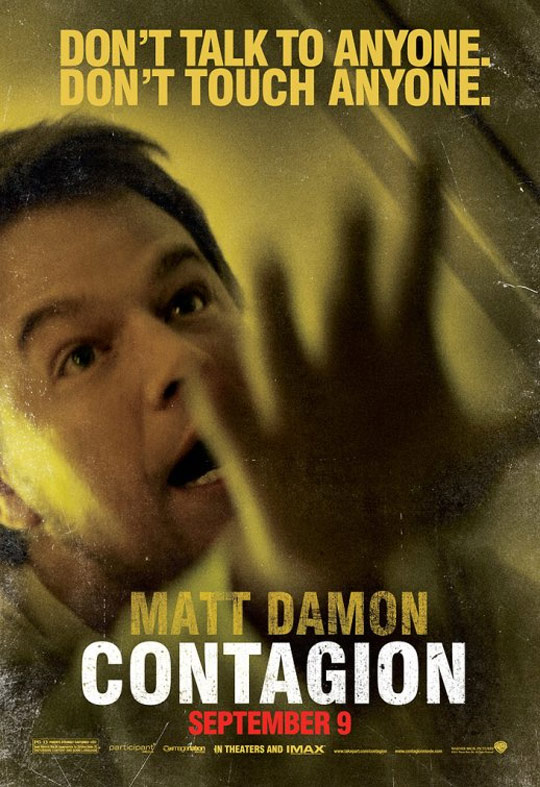 Contagion Poster #7