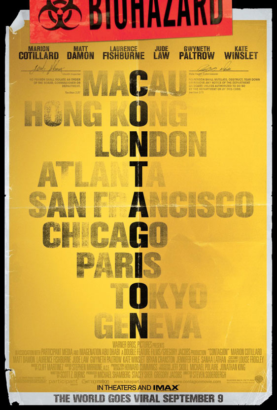 Contagion Poster #8