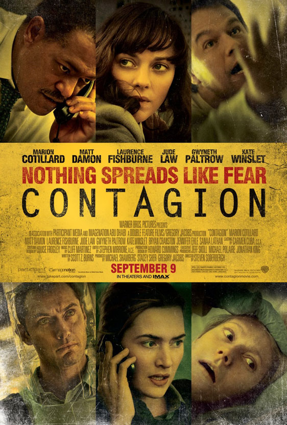 Contagion Poster #9