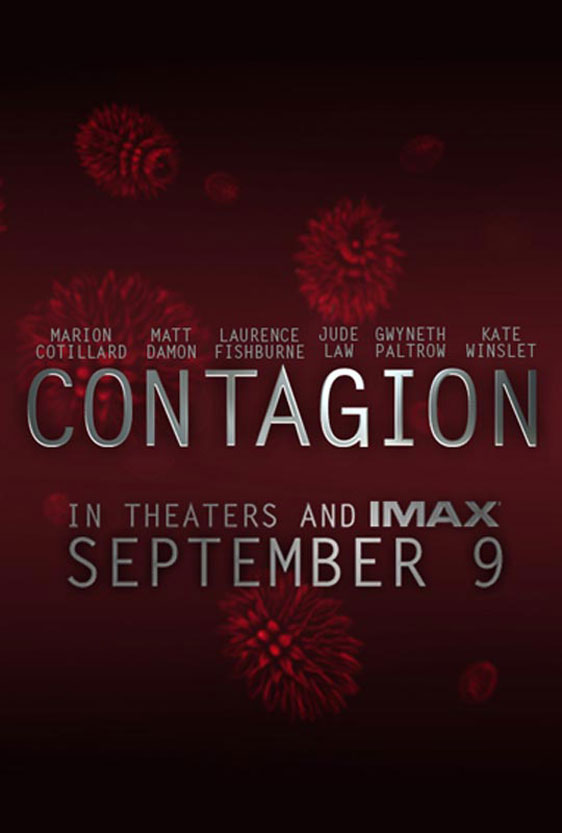 Contagion Poster #1