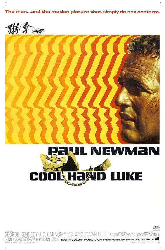 Cool Hand Luke Poster #1
