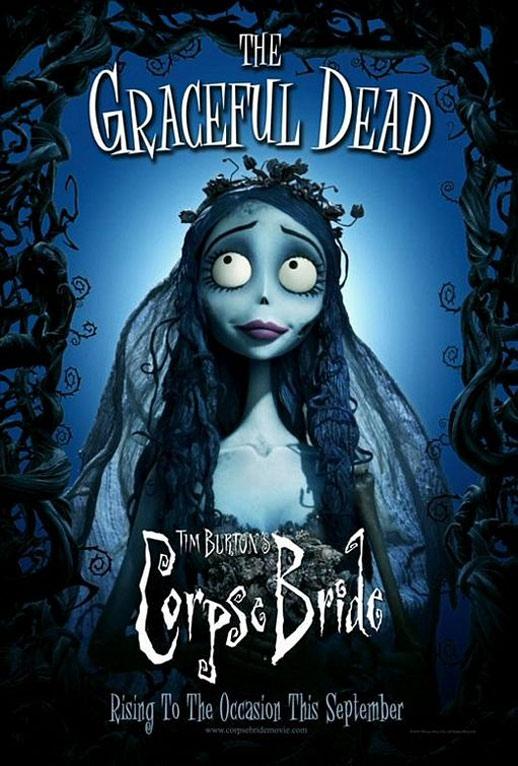Tim Burton's Corpse Bride Poster #5