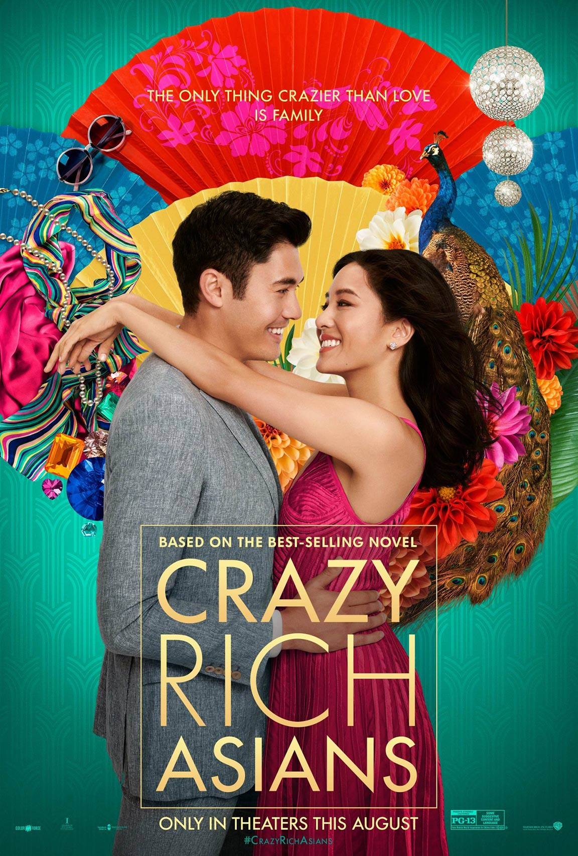 Crazy Rich Asians Poster #1