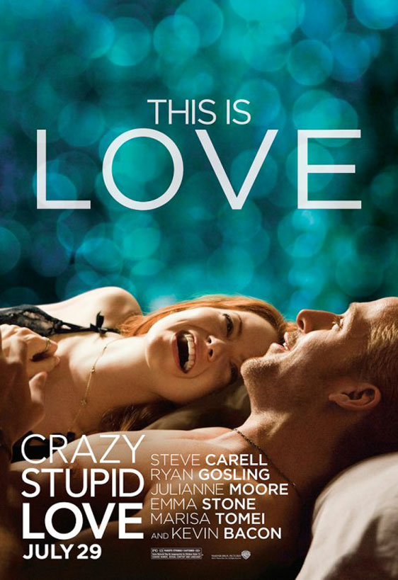 Crazy, Stupid, Love Poster #2
