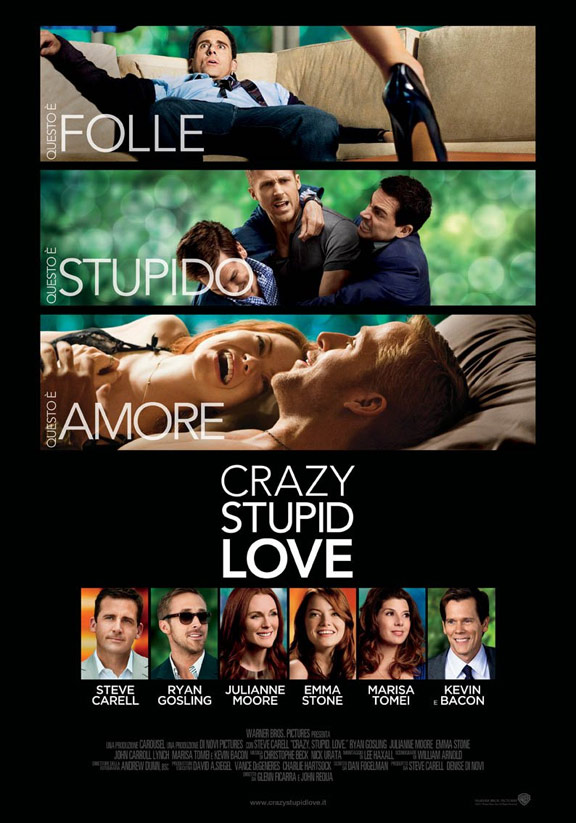 Crazy, Stupid, Love Poster #7