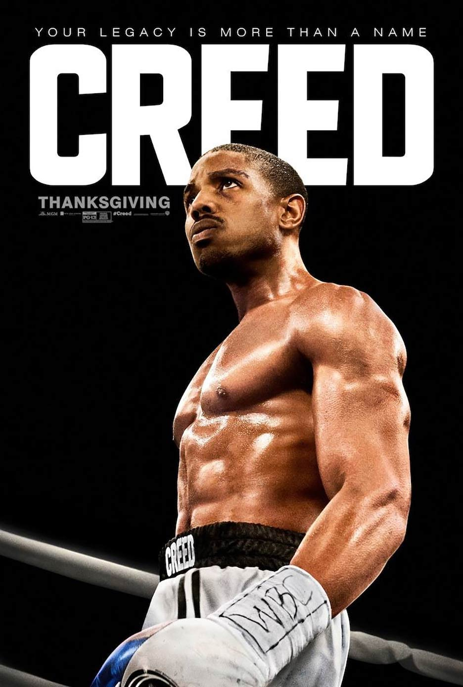 Creed Poster #3