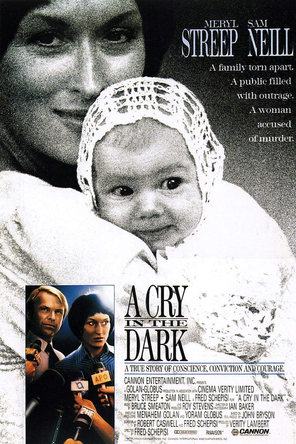 A Cry in the Dark Poster #1