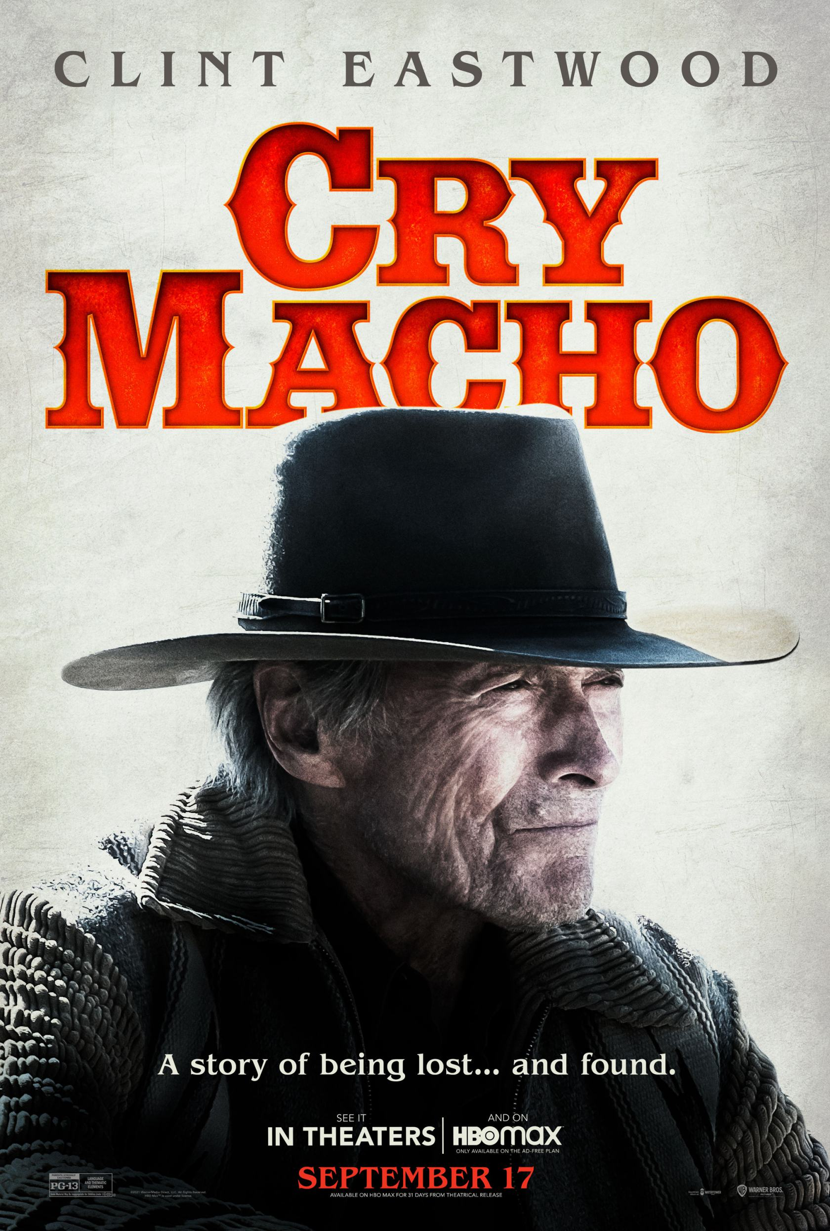 Cry Macho Poster #1