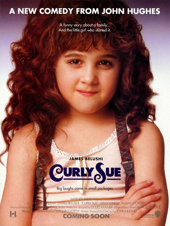 Curly Sue Poster #1