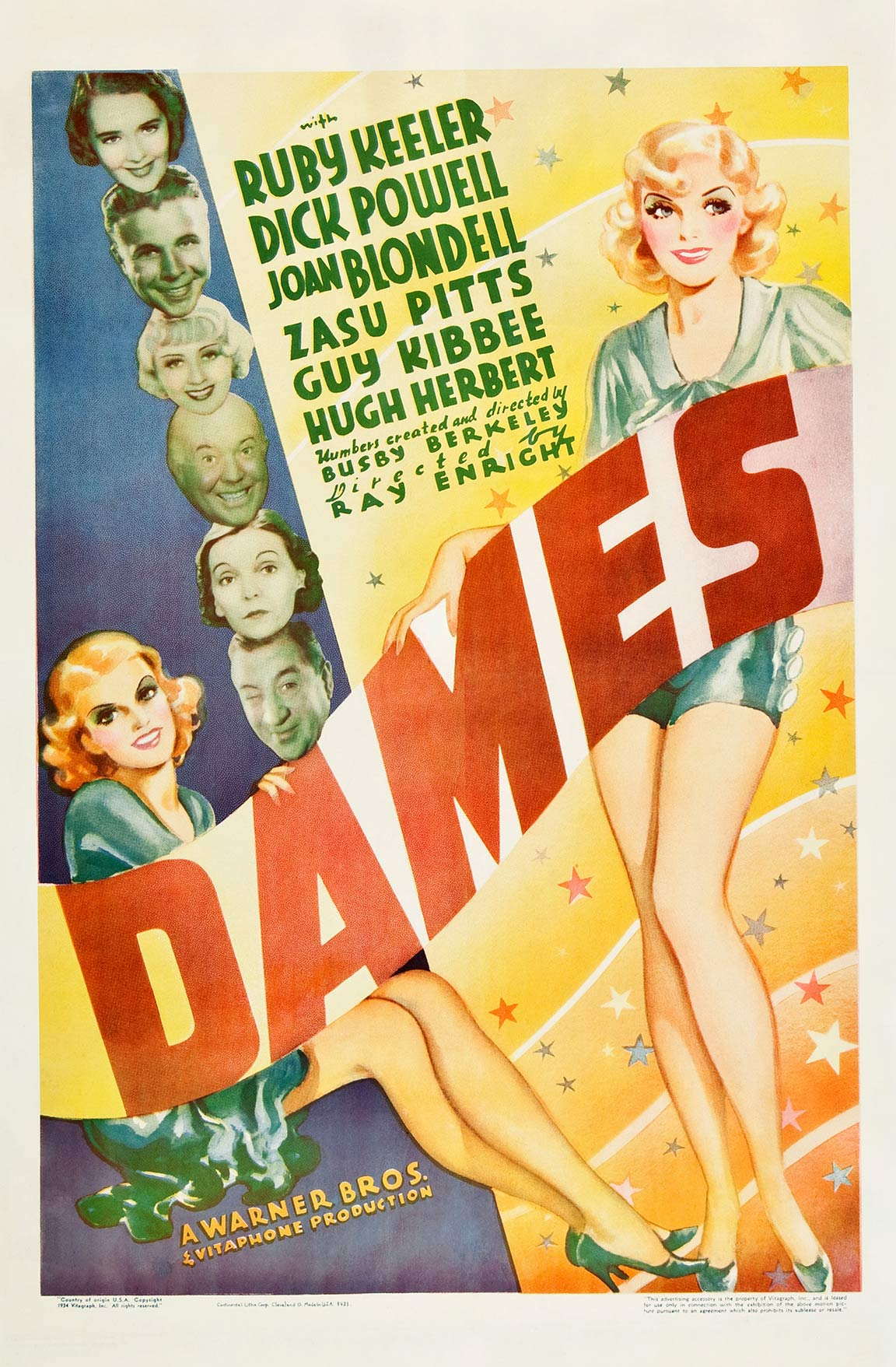Dames Poster #1