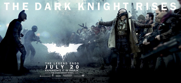 The Dark Knight Rises Poster #11