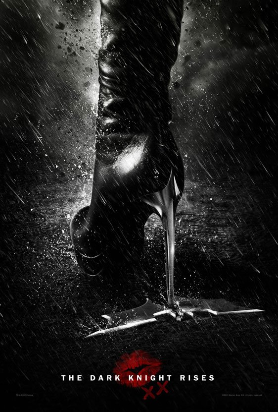 The Dark Knight Rises Poster #15