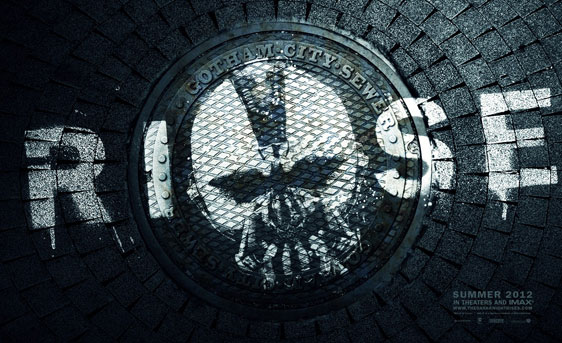 The Dark Knight Rises Poster #20