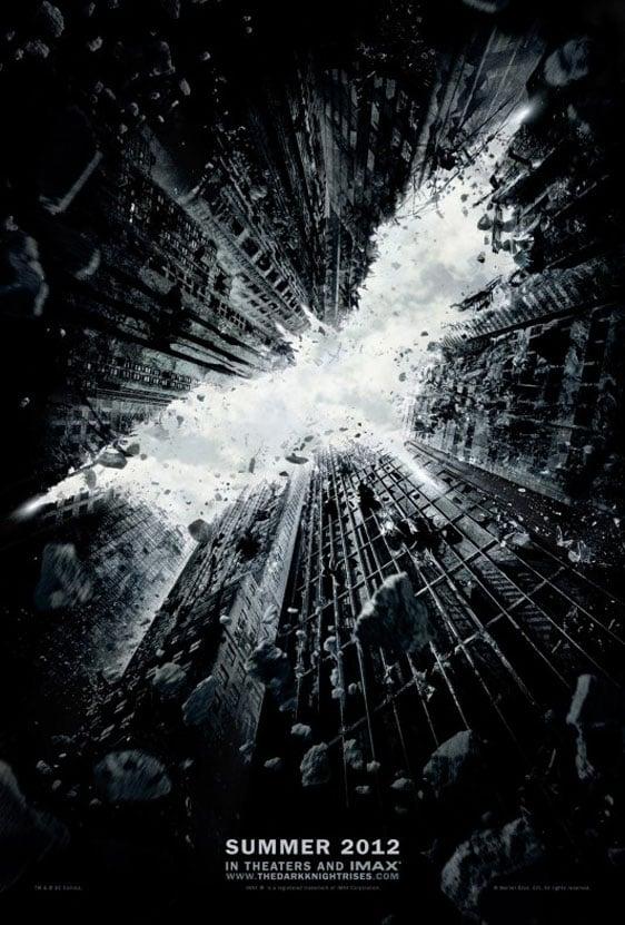 The Dark Knight Rises Poster #1