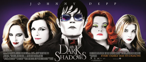 Dark Shadows Poster #11