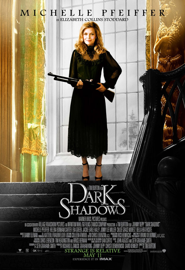 Dark Shadows Poster #19