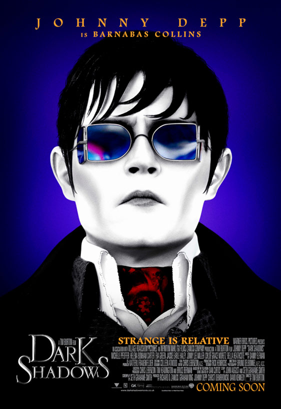 Dark Shadows Poster #2