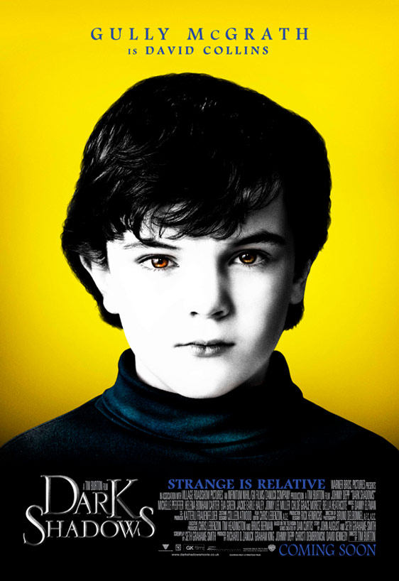 Dark Shadows Poster #3