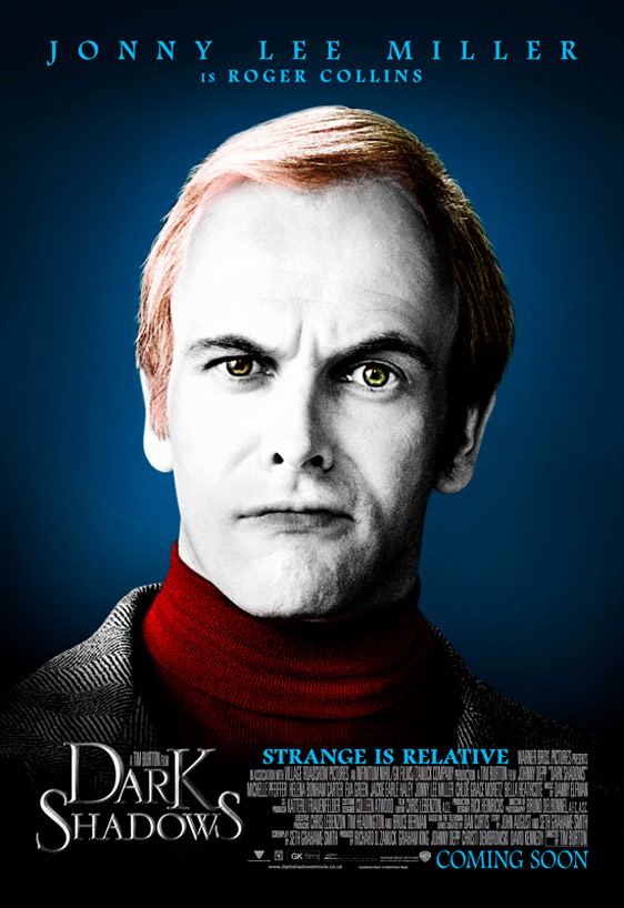 Dark Shadows Poster #5
