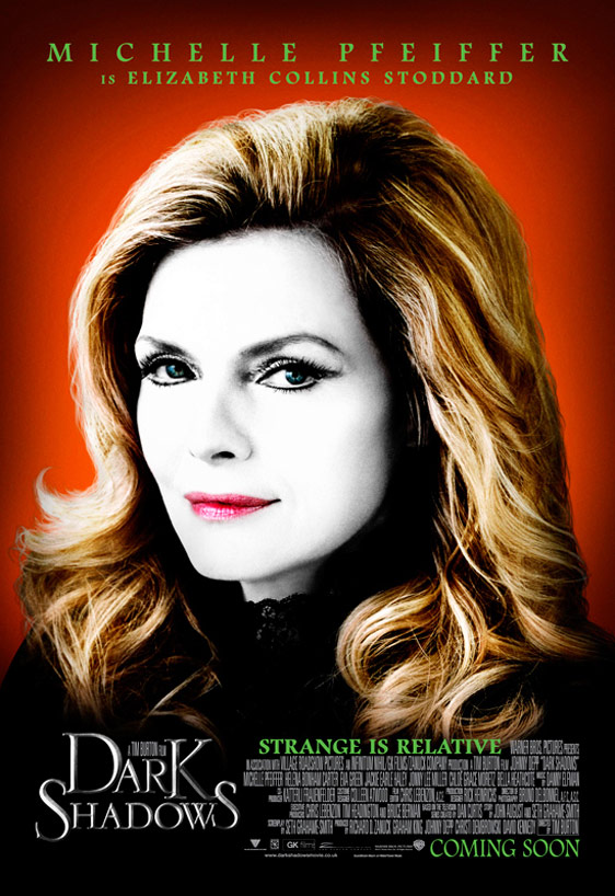 Dark Shadows Poster #8