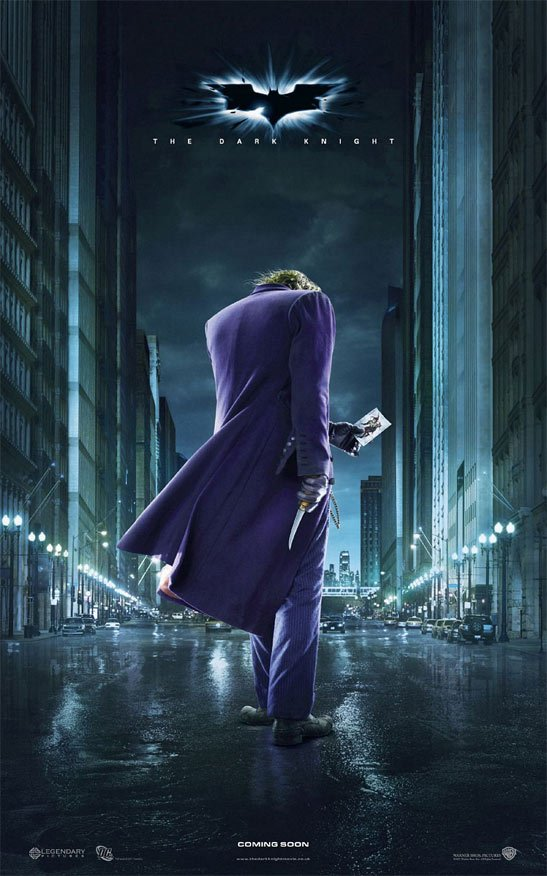The Dark Knight Poster #3