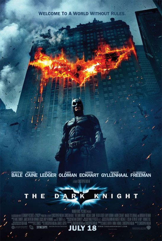 The Dark Knight Poster #5