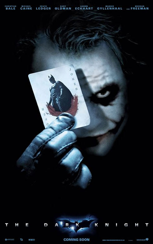 The Dark Knight Poster #6