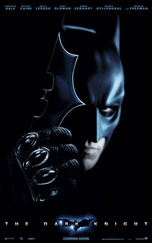 The Dark Knight Poster #8