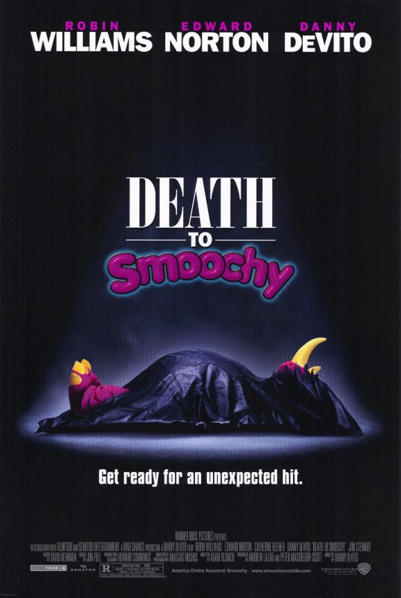 Death to Smoochy Poster #1