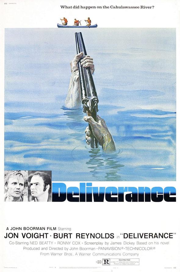 Deliverance Poster #1