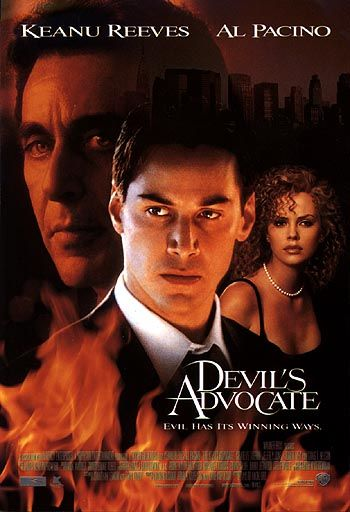 The Devil's Advocate Poster #1