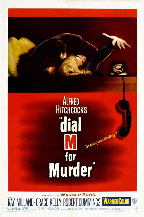 Dial M for Murder Poster #1