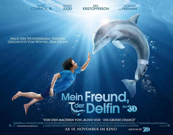 Dolphin Tale Poster #2