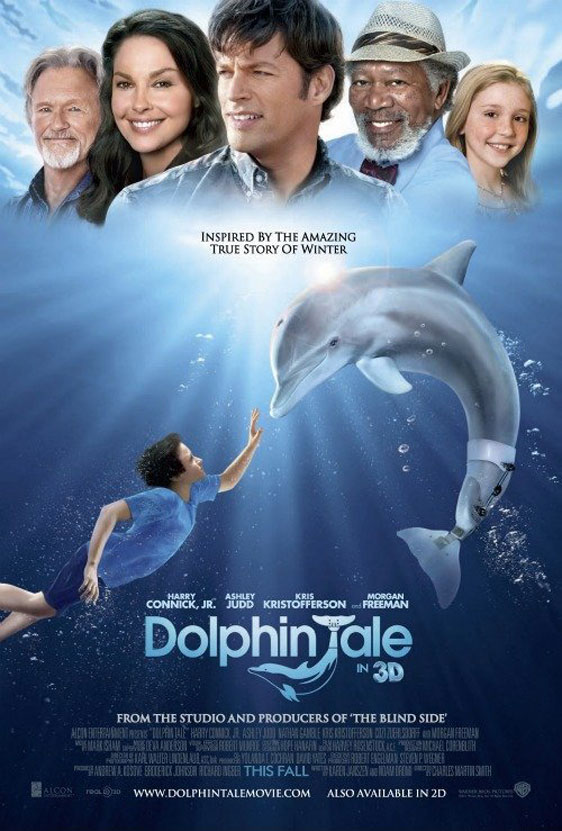 Dolphin Tale Poster #1