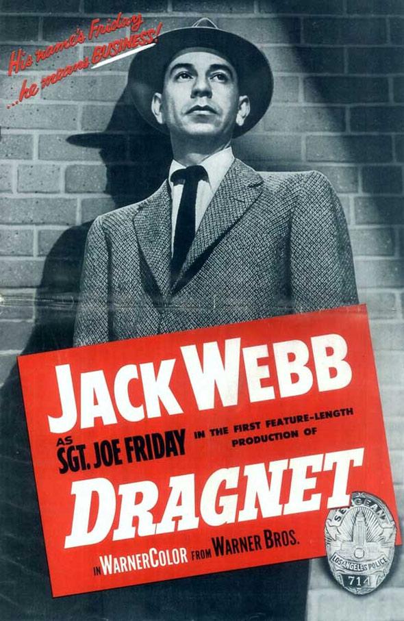 Dragnet Poster #1