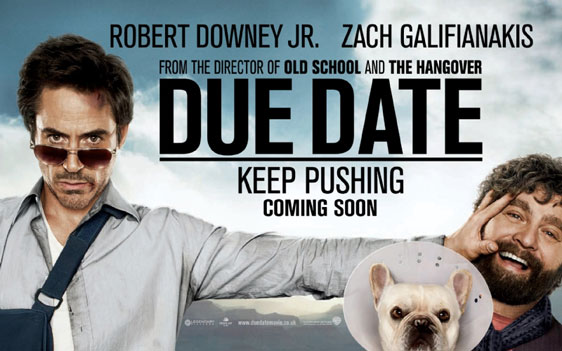 Due Date Poster #7