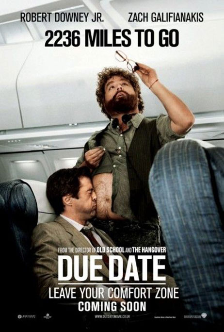 Due Date Poster #8